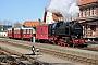 """O&K 12401 - MBB """"99 2322-8"""" 19.04.2020 - Ostseebad Kühlungsborn, Bahnhof Kühlungsborn-WestStefan Pavel"""
