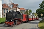 """O&K 12401 - MBB """"99 2322-8"""" 28.05.2020 - Bad Doberan, GoethestraßeWerner Schwan"""