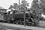 "O&K 12402 - DR ""99 2323-6"" __.06.1972 - Ostseebad Kühlungsborn, Bahnhof WestGünther Tönnes (Archiv Stefan Kier)"
