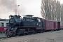 "O&K 12402 - MBB ""99 2323-6"" 22.01.1998 - Ostseebad Kühlungsborn, Bahnhof Kühlungsborn-WestRalph Mildner (Archiv Stefan Kier)"