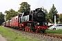 """O&K 12402 - MBB """"99 2323-6"""" 13.09.2020 - Ostseebad Kühlungsborn, Bahnhof Kühlungsborn-OstStefan Pavel"""