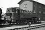"""O&K 12502 - DB """"086 198-9"""" 04.05.1973 - Schwandorf, BahnbetriebswerkMartin Welzel"""