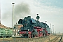 "O&K 13177 - ETB Staßfurt ""41 1185-2"" 29.03.1998 - Staßfurt, Traditionsbahnbetriebswerk Ralph Mildner (Archiv Stefan Kier)"