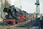 "O&K 13177 - ETB Staßfurt ""41 1185-2"" 29.03.1998 - Staßfurt, TraditionsbahnbetriebswerkRalph Mildner (Archiv Stefan Kier)"