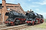"O&K 13177 - ETB Staßfurt ""41 1185-2"" 06.06.2015 - Staßfurt, TraditionsbahnbetriebswerkThomas Wohlfarth"