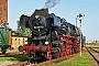 """O&K 14066 - Dampflokfreunde Berlin """"52 8177-9"""" 26.09.2015 - Staßfurt, TraditionsbahnbetriebswerkHeinrich Hölscher"""