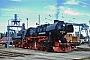 "O&K 14103 - HNG ""52 8029"" 28.07.1996 - Rostock, Betriebshof HauptbahnhofBernd Gennies"