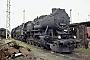 "O&K 14170 - DR ""52 8017-7"" 09.05.1991 - Frankfurt (Oder), BahnbetriebswerkTilo Reinfried"