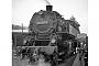 """Schichau 3236 - DB """"086 107-0"""" 21.08.1970 - Goslar, BahnbetriebswerkDietrich Bothe"""