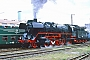 """Schichau 3350 - IGE Werrabahn """"41 1144-9"""" 20.05.2004 - Dresden, Bahnbetriebswerk Dresden-AltstadtDr. Werner Söffing"""