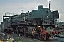 """Schichau 3351 - DB """"042 145-3"""" 10.10.1975 - Rheine, BahnbetriebswerkBernd Spille"""