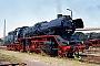 """Schichau 3356 - BEM """"41 1150-6"""" 03.07.1994 - Nördlingen, Bayerisches EisenbahnmuseumGerd Bembnista (Archiv Stefan Kier)"""