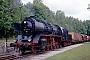 """Schichau 3415 - VSE """"50 3616-5"""" 26.05.2006 - Schwarzenberg, EisenbahnmuseumStefan Kier"""