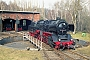 """Schichau 3415 - VSE """"50 3616-5"""" 14.03.1999 - Schwarzenberg, EisenbahnmuseumRalph Mildner (Archiv Stefan Kier)"""