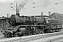 """Schichau 3415 - DR """"50 3616-5"""" 09.06.1987 - Werdau (Sachsen), BahnhofJörg Helbig"""
