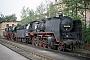 """Schichau 3427 - DR """"50 1002-0"""" 27.05.1982 - Nossen, BahnhofMichael Hafenrichter"""