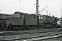 "Schichau 3431 - DB  ""051 006-5"" 21.01.1973 - Oberhausen-Osterfeld, Bahnbetriebswerk SüdMartin Welzel"
