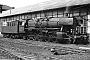 """Schichau 3446 - DB  """"051 019-8"""" 30.04.1973 - Rottweil, BahnbetriebswerkMartin Welzel"""