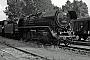 """Schichau 3459 - DR """"44 0634-4"""" __.07.1981 - Perleberg, Bahnhof SüdFrank Wensing"""