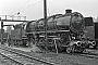 "Schichau 3461 - DB  ""043 636-0"" 10.09.1977 - Rheine, BahnbetriebswerkStefan Kier"