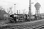 """Schichau 3475 - DB """"051 774-8"""" 02.03.1968 - Wanne-Eickel, HauptbahnhofKarl-Friedrich Seitz"""