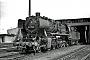 """Schichau 3479 - DB """"051 778-9"""" 12.08.1971 - Köln, Bahnbetriebswerk EifeltorMartin Welzel"""