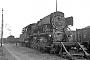 """Schichau 3482 - DB """"50 4031"""" 29.10.1966 - Hamm (Westfalen), BahnbetriebswerkHelmut Beyer"""