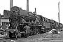 """Schichau 3482 - DB """"50 4031"""" 29.05.1966 - Hamm (Westfalen), BahnbetriebswerkReinhard Gumbert"""