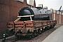 """Schichau 3513 - DR """"50 3526-6"""" __.03.1991 - Aue (Sachsen), BahnbetriebswerkKarsten Pinther"""
