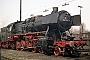 """Schichau 3531 - DB  """"052 530-3"""" 15.04.1971 - Rheine, BahnbetriebswerkDietrich Bothe"""