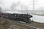 "Schichau 3536 - DB  ""052 535-2"" 08.04.1971 - Bochum-DahlhausenKlaus Heckemanns"