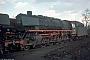 """Schichau 3556 - DB  """"044 216-0"""" 19.02.1977 - Gelsenkirchen-Bismarck, BahnbetriebswerkMartin Welzel"""