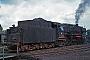 """Schichau 3594 - DB  """"044 402-6"""" 08.10.1975 - Gelsenkirchen-Bismarck, BahnbetriebswerkBernd Spille"""