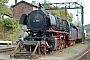 """Schichau 3633 - EFO """"44 1681"""" 11.10.2004 - Gummersbach-Dieringhausen, EisenbahnmuseumStefan Kier"""
