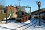 """Schichau 3633 - EFO """"44 1681"""" 29.01.2006 - Gummersbach-Dieringhausen, EisenbahnmuseumRobin Wölke"""