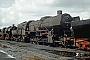 "Schichau 3725 - DR ""52 5447-9"" 15.05.1975 - Salzwedel (Altmark), BahnbetriebswerkAndreas Wagner"