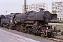 """Schichau 3938 - DR """"52 5660-7"""" 29.09.1988 - Leipzig, Bayerischer BahnhofChristoph Beyer"""