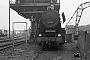 """Schichau 3957 - DR """"52 5679-7"""" 22.04.1983 - Falkenberg (Elster), Bahnbetriebswerk oberer BahnhofFrank Pilz (Archiv Stefan Kier)"""