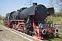 """Schichau 3993 - Muzeum Kolejnictwa w Warszawie """"Ty 2-572"""" 15.04.2009 - Warschau, EisenbahnmuseumThomas Wohlfarth"""