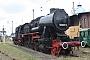 """Schichau 4052 - Falz """"52 8035-9"""" 15.09.2012 - Falkenberg (Elster), Eisenbahnmuseum im ehemaligen Bahnbetriebswerk oberer BahnhofThomas Wohlfarth"""