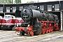 """Schichau 4124 - Geraer Eisenbahnwelten """"52 8001-1"""" 14.09.2014 - Gera, BahnbetriebswerkStefan Kier"""