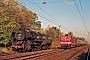 """Schichau 4225 - DR """"52 8001-1"""" 23.10.1990 - BorkenfriedeMichael Uhren"""