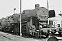 """Schichau 4196 - DR """"52 1662-7"""" 07.09.1985 - Meiningen, ReichsbahnausbesserungswerkJörg Helbig"""