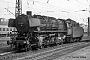 """SFCM 4302 - DB  """"044 953-8"""" 05.04.1971 - Saarbrücken, HauptbahnhofWerner Wölke"""