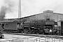 """SFCM 4318 - DB  """"044 969-4"""" 14.09.1973 - Trier-Ehrang, BahnbetriebswerkUlrich Budde"""