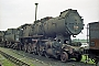 "Skoda 1349 - Privat ""50 3618"" 09.10.1999 - Staßfurt, TraditionsbahnbetriebswerkRalph Mildner (Archiv Stefan Kier)"