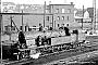 """Vulcan 2869 - DB  """"78 013"""" __.__.1962 - Hagen, Bahnbetriebswerk EckeseyPeter W. Hauswald (Archiv Eisenbahnfreunde Witten)"""