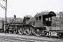 """Vulcan 2982 - VfV """"17 218"""" 03.06.1965 - Porz-Gremberghoven, Bahnbetriebswerk GrembergWolf-Dietmar Loos"""
