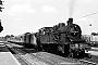 """Vulcan 3772 - DB  """"078 246-6"""" 04.08.1969 - Crailsheim, BahnhofUlrich Budde"""