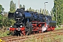 """WLF 17266 - ETB Staßfurt """"52 8184-5"""" 26.09.2015 - Staßfurt, TraditionsbahnbetriebswerkHeinrich Hölscher"""